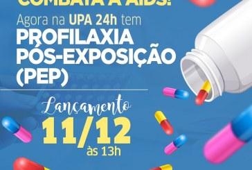 Lauro de Freitas implanta serviço de Profilaxia Pós-exposição no mês de mobilização contra AIDS