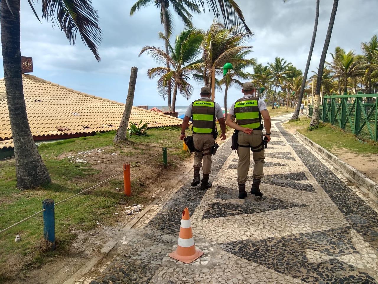 52ª CIPM de Lauro de Freitas inicia Operação Verão