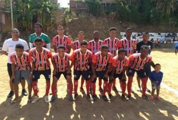 Campeonato do campo do Caldeirão começou neste domingo e alguns times contam com o apoio do vereador César