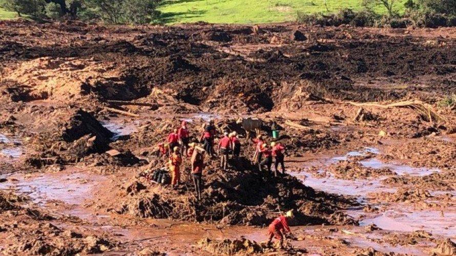 Lama de barragem que rompeu em Brumadinho não deve chegar ao rio São Francisco
