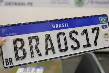 MP-BA apura irregularidades nas placas Mercosul