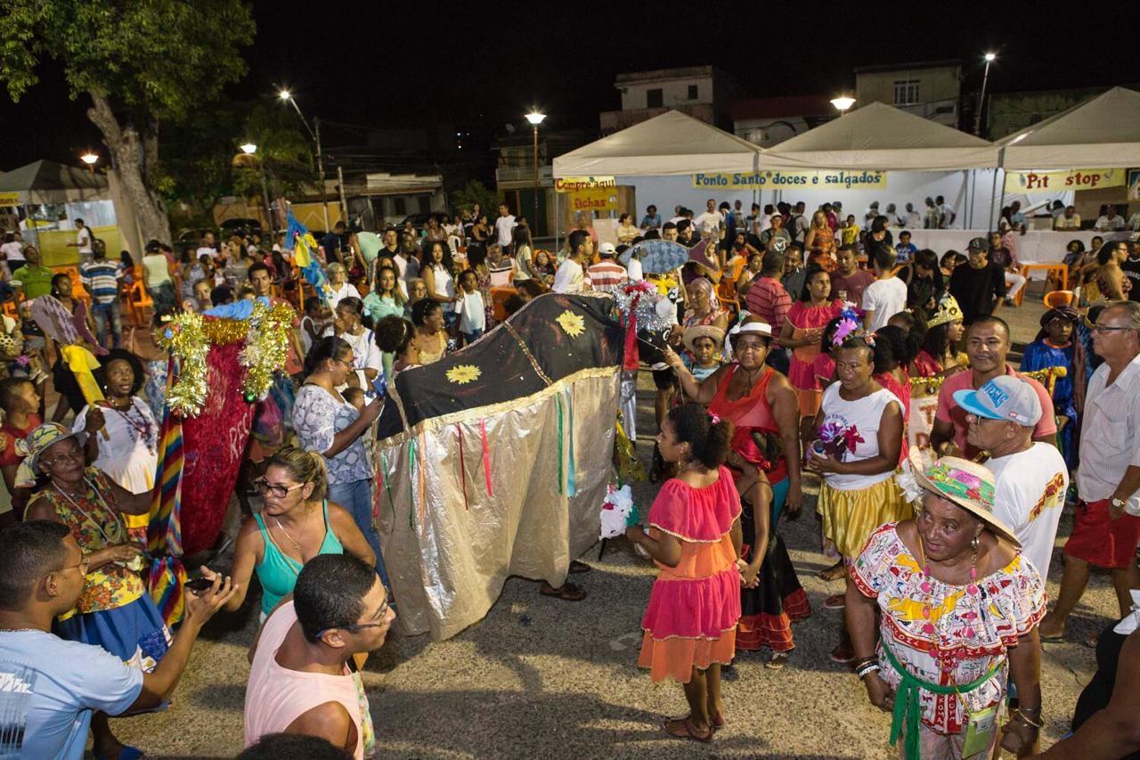 Festa de Reis abre o calendário cultural de Lauro de Freitas