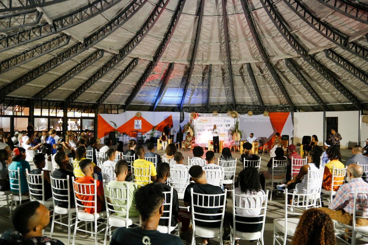 Artistas e gestores celebram o sucesso da Jornada Cultural de Lauro de Freitas
