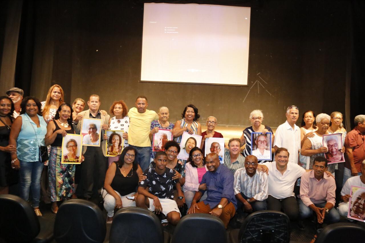 Moradores mais antigos contam histórias de Santo Amaro de Ipitanga em documentário