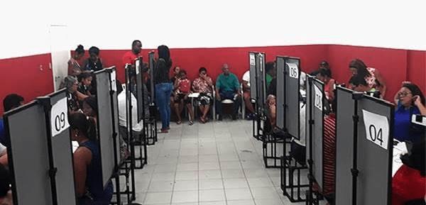 Em Lauro de Freitas, biometria deve ser feita no Ginásio de Esportes