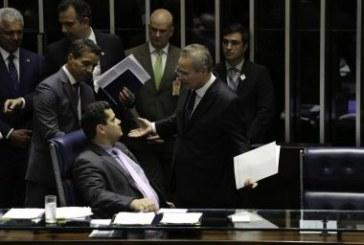 Davi Alcolumbre é eleito presidente do Senado com discurso de alternativa à velha política