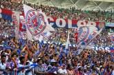 Em data histórica, Bahia lança museu do time na Arena Fonte Nova