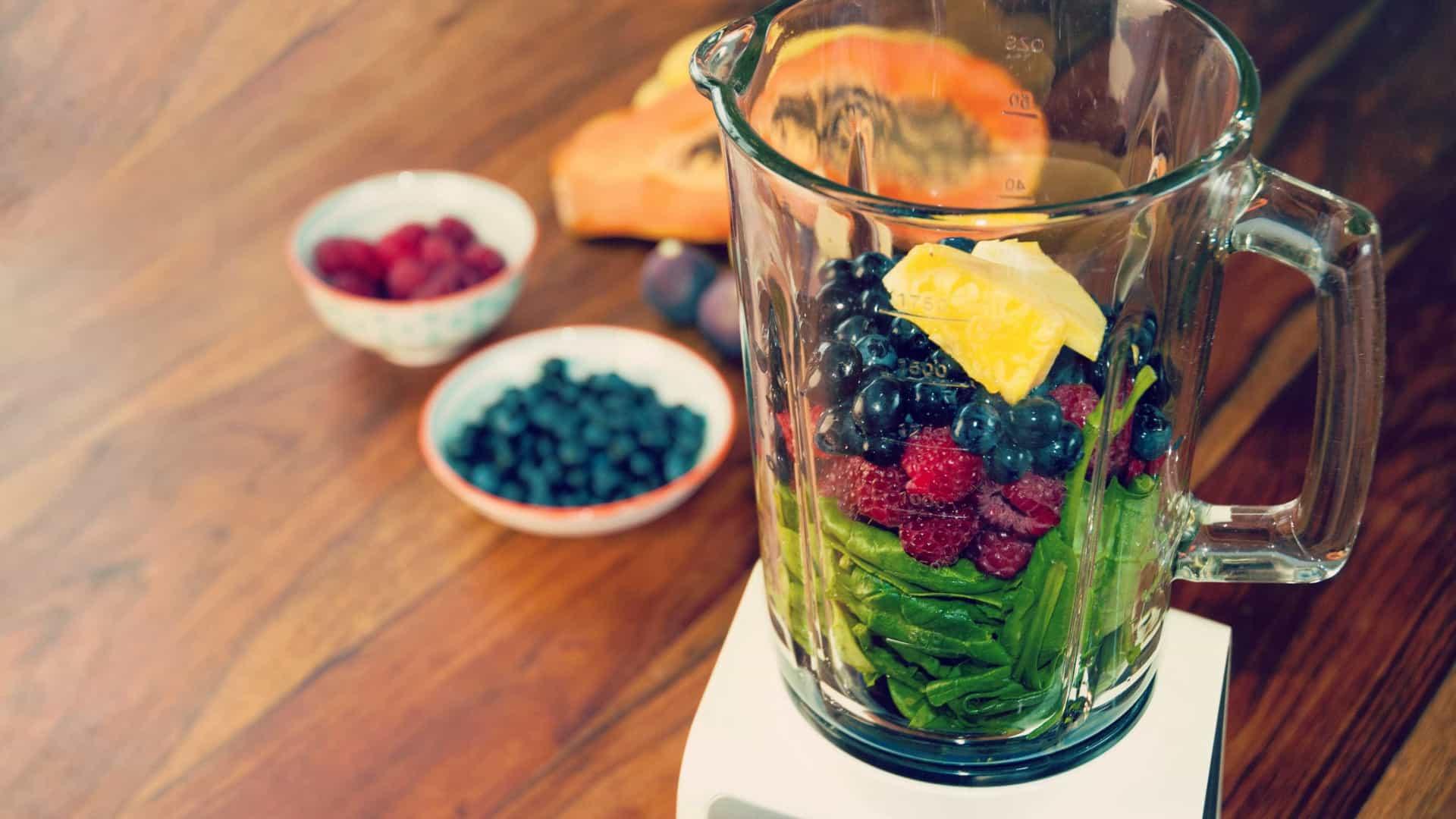 Café da manhã: receita de suco detox para começar bem o dia
