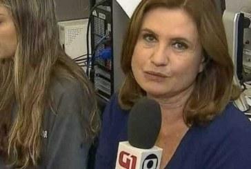 Isabela Scalabrini é afastada da cobertura de Brumadinho da Globo