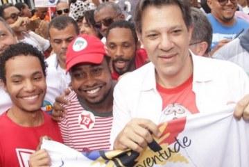 PT retoma caravanas pelo país com Fernando Haddad à frente dos atos