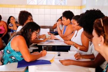 Processo Seletivo para Educação em Lauro de Freitas atrai mais de 1.500 profissionais no primeiro dia