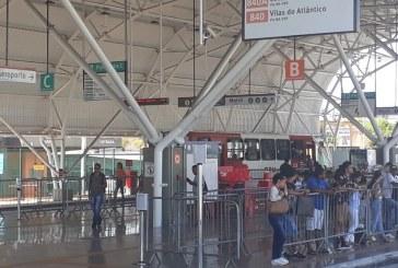 PM ocupa Posto Policial da Estação Aeroporto em Lauro de Freitas e oferece mais segurança para a população