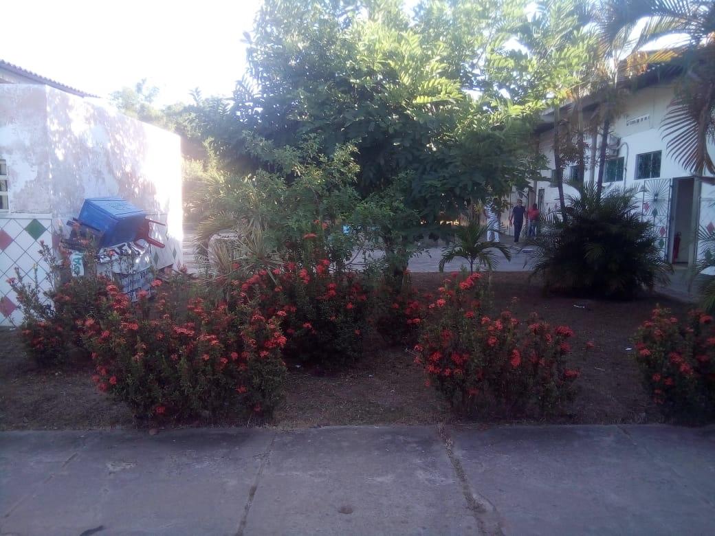 Sesp atuando nos quatro cantos da cidade; limpeza da Praça do Jockey, Pedreiras e Ceeptic