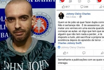 Paulo Afonso: homem é preso após fazer convocação para ato criminoso no Facebook
