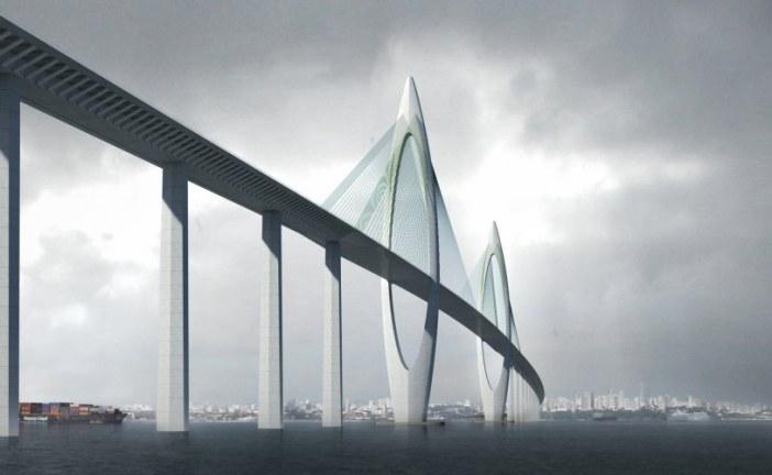 Altura da ponte Salvador-Itaparica é reduzida de 125 para 85 metros e preocupa setor náutico