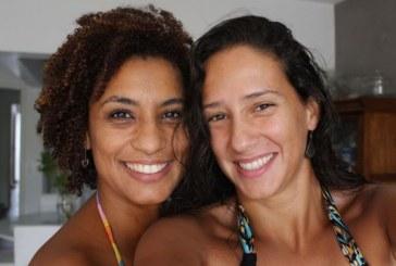 Um ano após morte de Marielle, viúva faz homenagem: 'Tá muito difícil sem você'