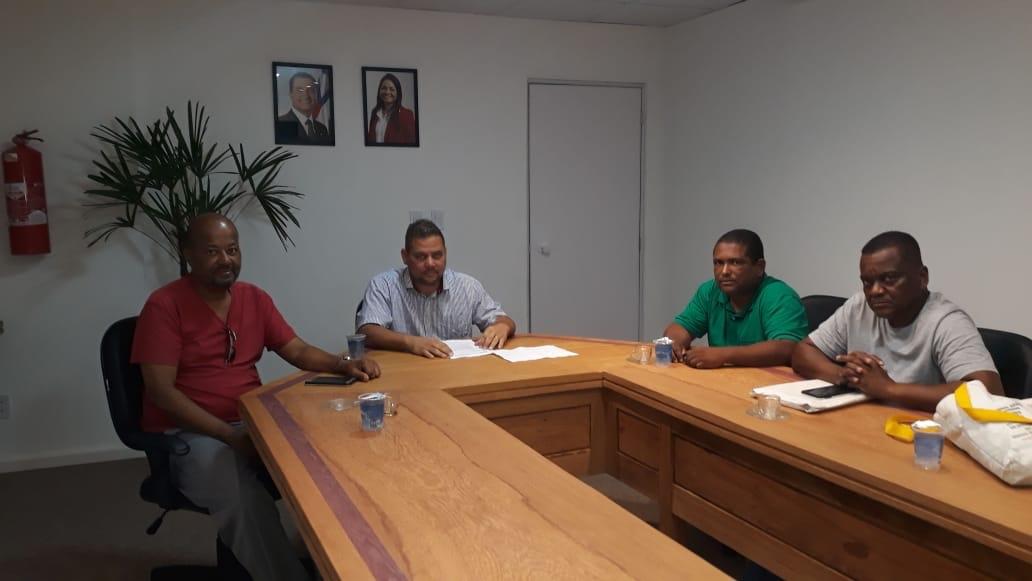 Secretário da SETTOP reúne-se com a comissão de mobilidade de Lauro de Freitas