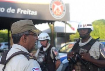 Comandante da 52ª CIPM de Lauro de Freitas completa três anos de comando