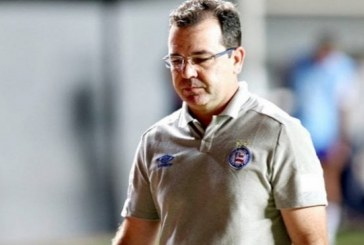 Enderson Moreira não é mais o treinador do Bahia