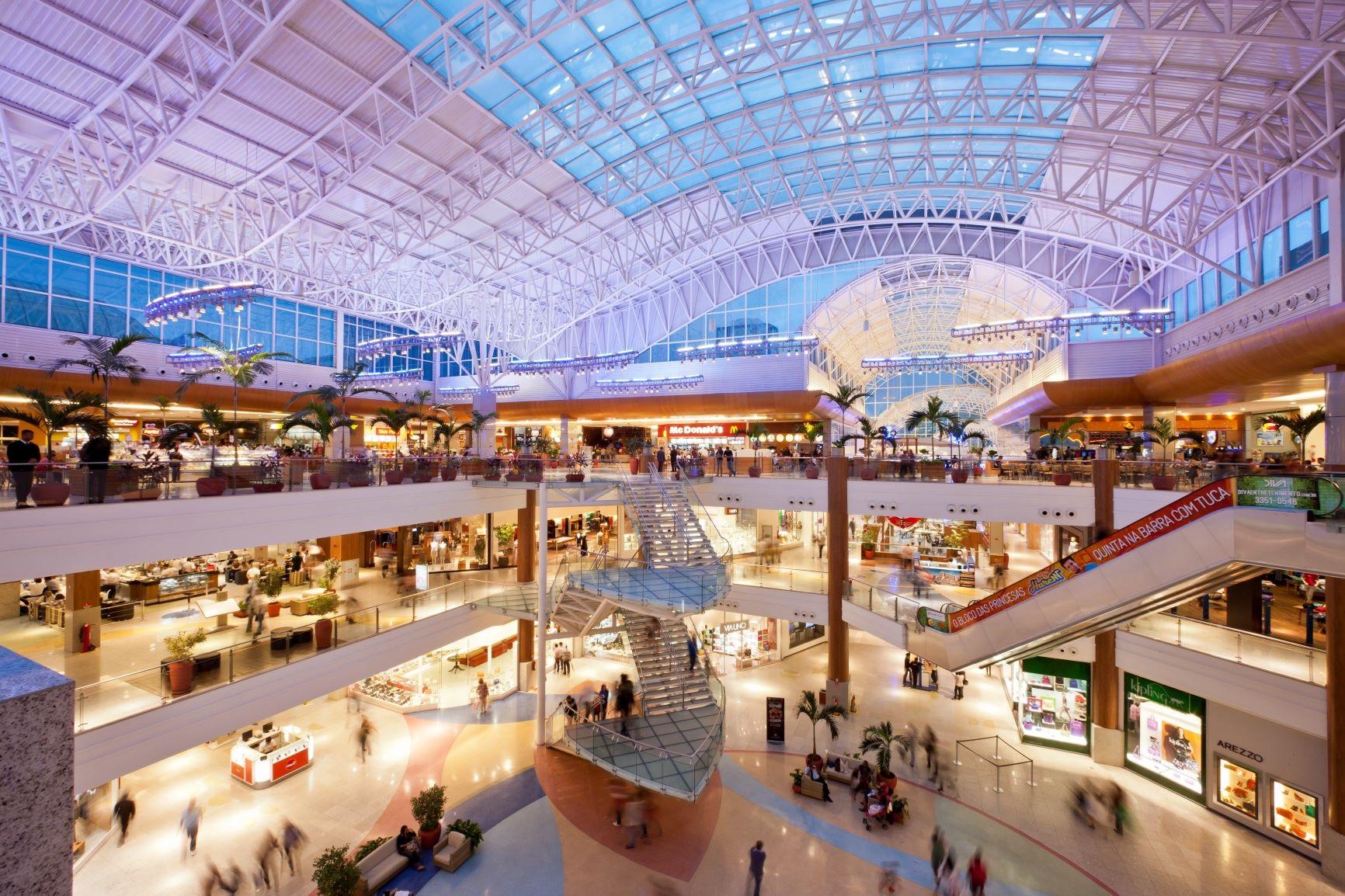 Acordo garante abertura dos shoppings de Salvador no Domingo de Páscoa