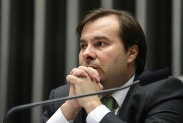 Maia quer aprovar reforma da Previdência na Câmara em dois meses