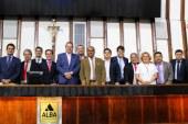 ALBA aprova quatro projetos de lei da Comissão de Assuntos Territoriais presidida por Osni