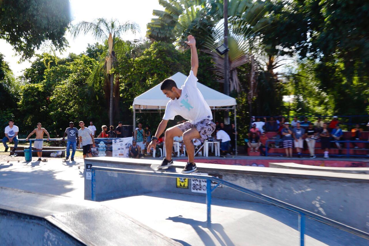 Copa Lauro de Freitas de Skate está a todo vapor neste domingo