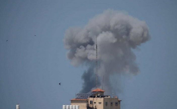 430 mísseis são disparados nas últimas 24hem Gaza