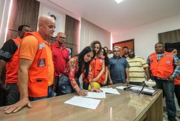 Prefeita decreta situação de emergência em Lauro de Freitas