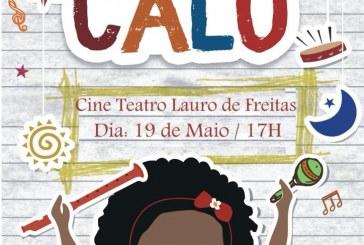 Sarauzinho da Calu volta aos palcos de Lauro de Freitas