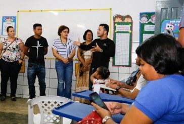 Comunidade do Pouso Alegre aprova Plano de Trabalho para o Centro de Artes e Esportes