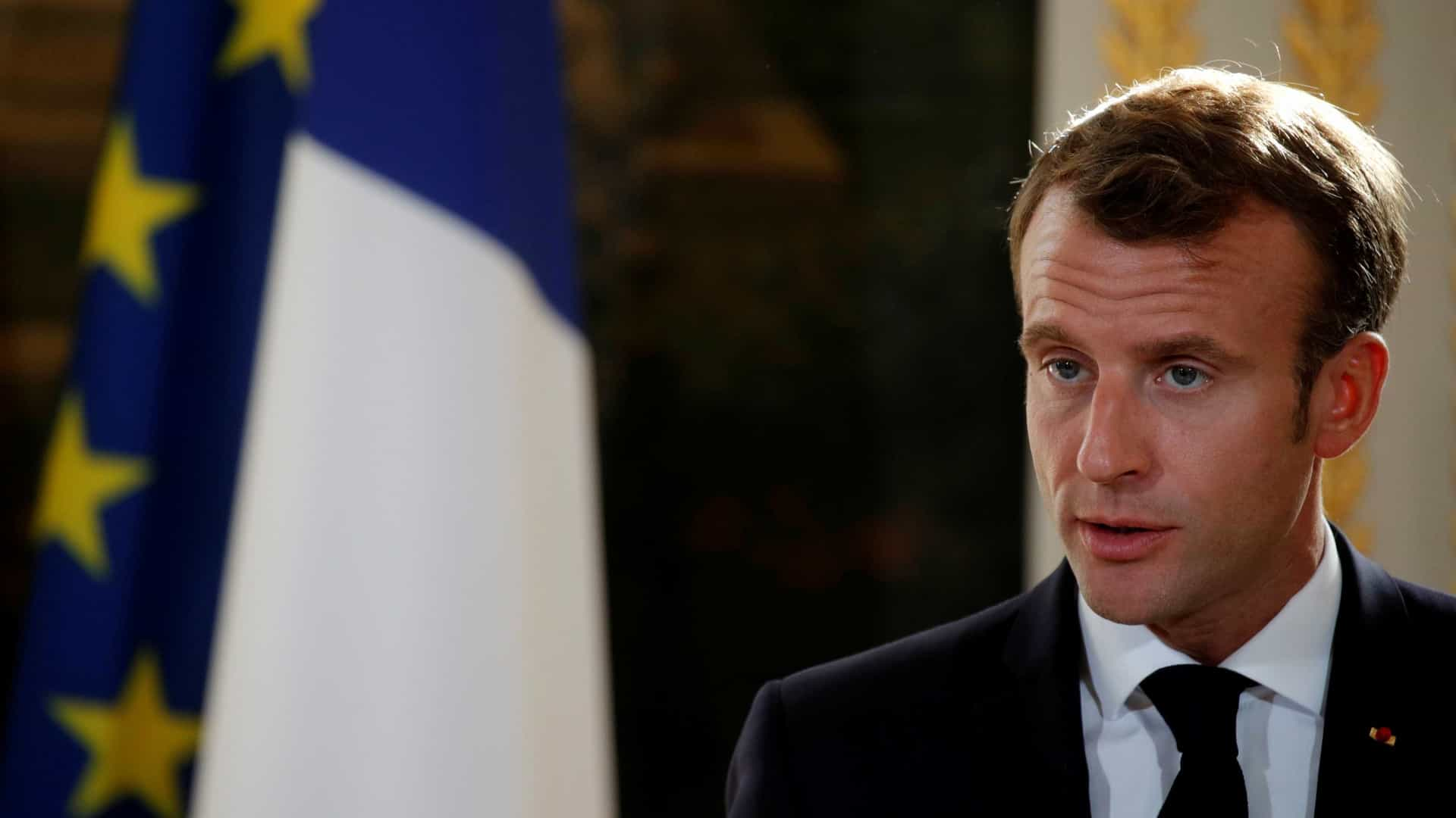 Reunião de Bolsonaro e Macron é cancelada após críticas do francês