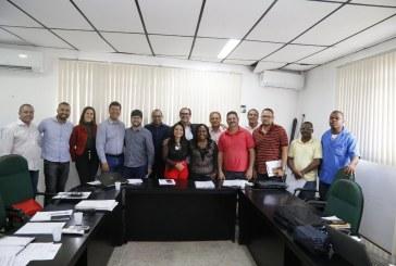 Prefeitura recebe demandas de agentes de saúde e guardas municipais