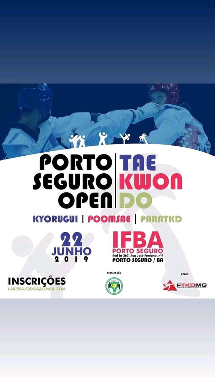 Jovem atleta de Lauro de Freitas, em busca de apoio para participar de torneio de Taekwondo, vamos ajudá-la