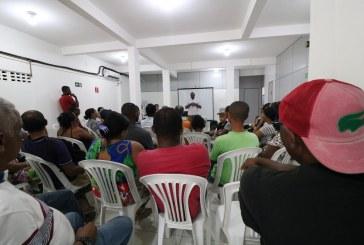 Troca de experiência tranquiliza moradores do entorno da obra de Macrodrenagem do Rio Ipitanga