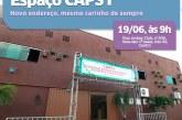 Usuários do CAPS I de Lauro de Freitas comemoram mudança de endereço nesta quarta-feira (18)