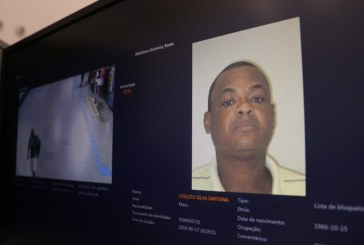 Acusado de estupro é flagrado por Reconhecimento Facial Estação Aeroporto do metrô