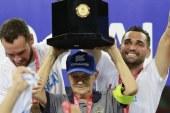 Funcionário símbolo do Bahia, 'Seu Adherbal' morre aos 82 anos
