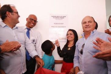 Prefeitura entrega posto no Tarumã e amplia para 72% a cobertura da Saúde da Família em Lauro de Freitas