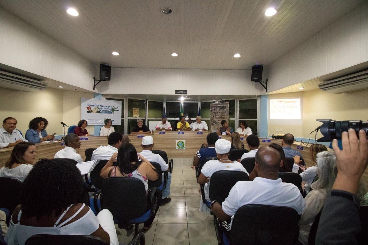 Seminário defende políticas de proteção e reconhecimento de bens culturais