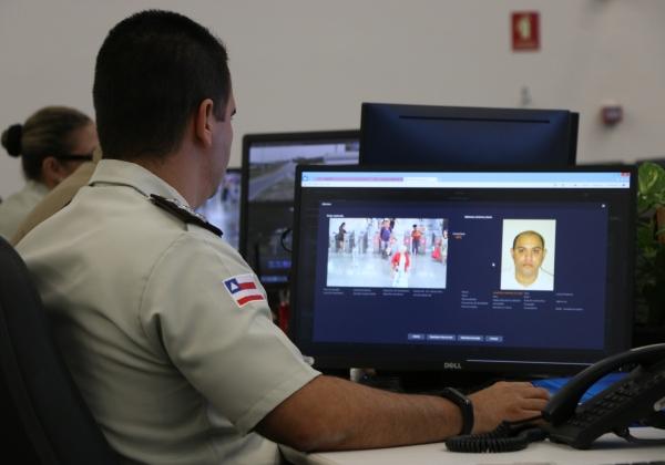 Condenado por tráfico de drogas é o 50° flagrado por sistema de reconhecimento facial
