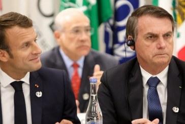 Após Bolsonaro 'mentir' para Macron, França vai rejeitar acordo da União Europeia com Mercosul