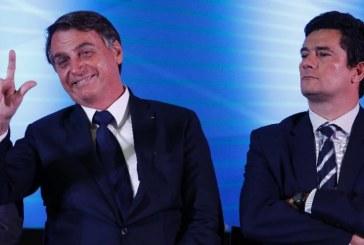 Para a centro-direita, aliança entre Moro e Bolsonaro está perto do prazo de validade
