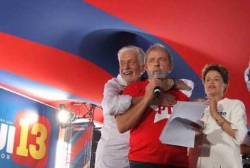 Wagner: 'Lula merece respeito, independente do juízo de valor que se faça'