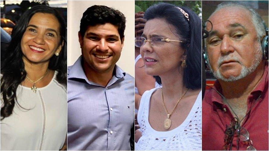 Eleições 2020: Corrida rumo à prefeitura de Mata de São João tem quatro nomes confirmados
