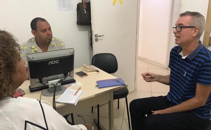 """Projeto """"Viva Melhor Sabendo Jovem"""" chega a Lauro de Freitas para testagem rápida de HIV"""