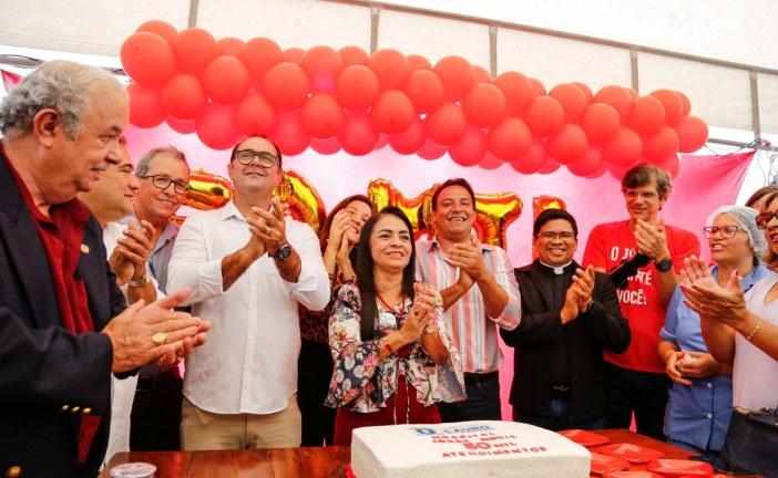Hospital Jorge Novis comemora dois anos com implementação de atendimento ambulatorial para dor crônica