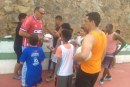 Vereador César recebe o carinho da comunidade do Santa Bárbara em Itinga
