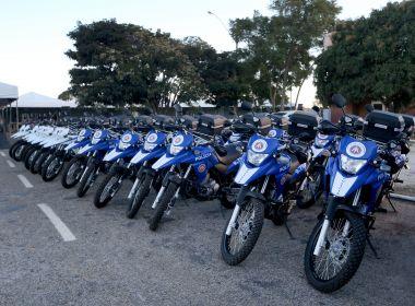 Após anunciar premiações a policiais, governo investe R$ 11 mi para renovar parte da frota