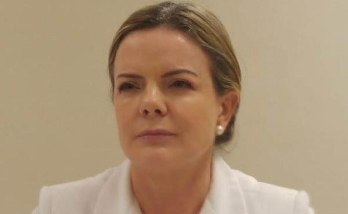 Gleisi Hoffmann diz que 'Ciro Gomes não aceitou o jogo democrático'